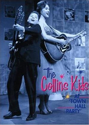 Rent Collins Kids at Town Hall Party Online DVD Rental