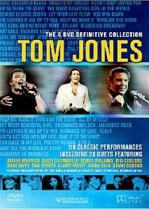 Tom Jones: The 6 Definitive Collection Online DVD Rental