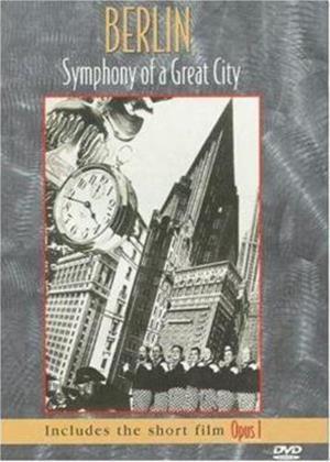 Rent Berlin: Symphony of a Great City: Opus 1 (aka Berlin: Die Sinfonie der Grosstadt) Online DVD & Blu-ray Rental