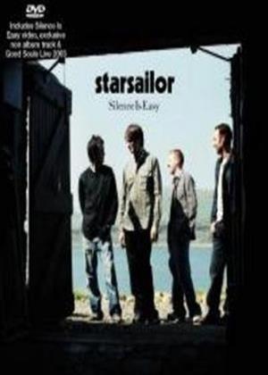 Rent Starsailor: Silence Is Easy Online DVD Rental