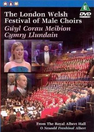 Rent The London Welsh Festival of Male Voice Choirs Online DVD Rental