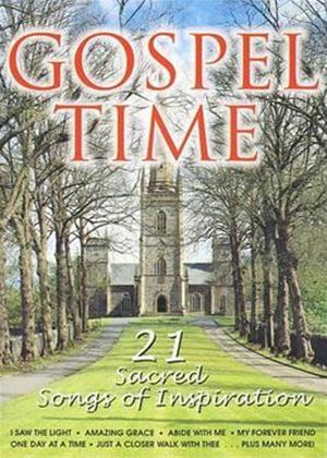 Rent Various Artists: Gospel Time Online DVD Rental