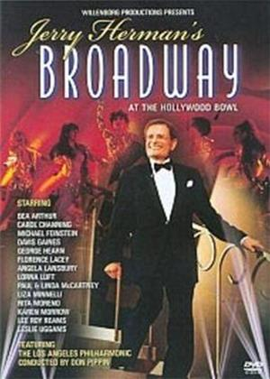 Rent Jerry Herman's Broadway Online DVD Rental
