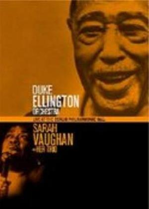 Rent Duke Ellington and Sarah Vaughan: Live at the Berlin Philharmonic Hall Online DVD Rental