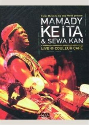 Rent Mamady Keita: Live at the Couleur Cafe, Guinea Online DVD Rental