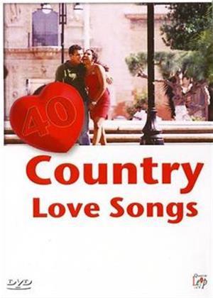 Rent 40 Country Love Songs Online DVD Rental