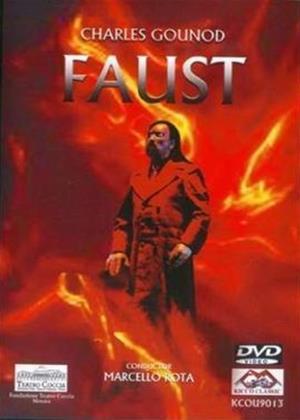 Rent Gounod: Faust: Teatro Coccia Online DVD Rental