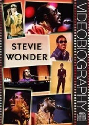 Rent Stevie Wonder: Videobiography Online DVD Rental