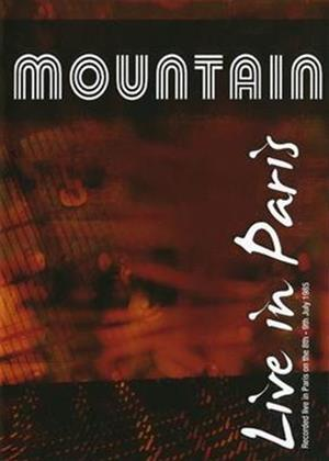 Rent Mountain: Live in Paris Online DVD Rental