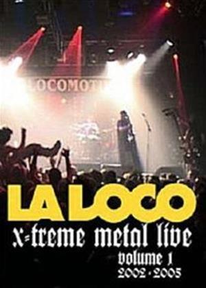Rent La Loco: X-treme Metal: Vol.1 Online DVD Rental