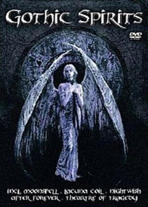 Rent Gothic Spirits Online DVD Rental