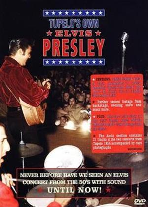 Rent Elvis Presley: Tuperlo's Own Elvis Presley Online DVD Rental