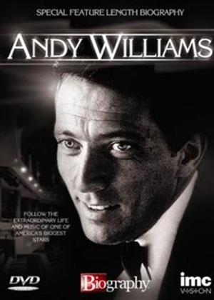 Rent Andy Williams: Biography Online DVD Rental