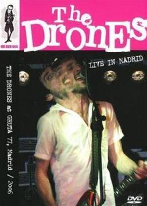 Rent The Drones: Live in Madrid Online DVD Rental