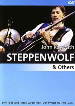 Rent John Kay and Steppenwolf: In Concert Online DVD Rental
