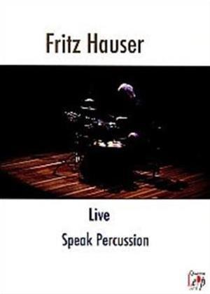 Rent Fritz Hauser: Live Online DVD Rental