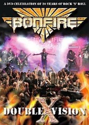 Rent Bonfire: Double X Vision Online DVD Rental