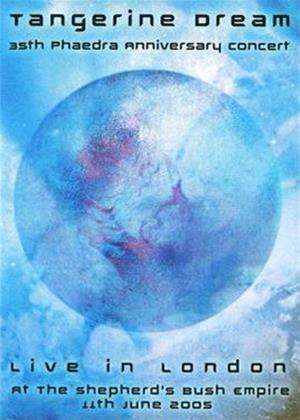 Rent Tangerine Dream: 35th Phaedra Anniversary Concert Online DVD Rental