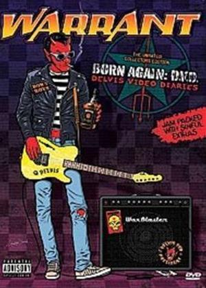 Rent Warrant: Born Again: Delvis Video Diaries Online DVD Rental