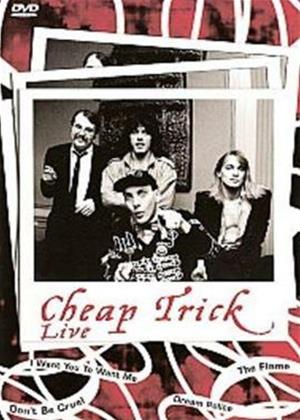 Rent Cheap Trick: Live Online DVD Rental