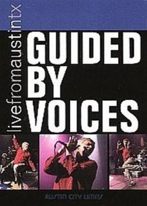 Rent Guided by Voices: Live from Austin, TX Online DVD Rental