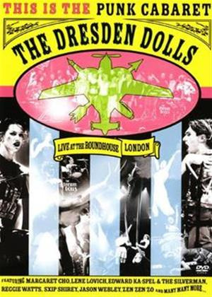 Rent The Dresden Dolls: Live at the Roundhouse, London Online DVD Rental