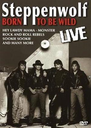 Rent Steppenwolf: Born to Be Wild Online DVD Rental