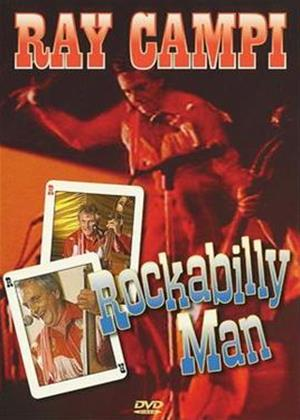Rent Ray Campi: Rockabilly Man Online DVD Rental