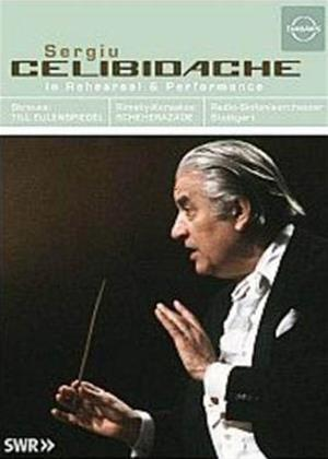 Rent Celibidache in Rehearsal and Performance Online DVD Rental