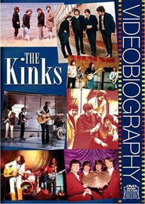 Rent The Kinks: Videobiography Online DVD Rental