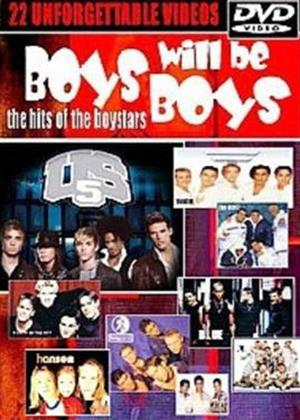Rent Boys Will Be Boys: The Hits of The Boystars: Various Artists Online DVD Rental