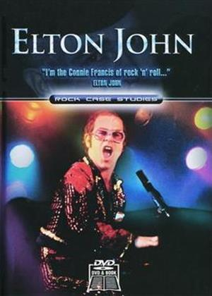 Rent Elton John: Rock Case Studies Online DVD Rental
