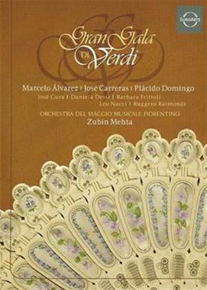 Rent Verdi: Gran Gala Di Verdi Online DVD Rental
