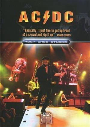 Rent AC/DC: Rock Case Studies Online DVD Rental