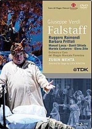 Rent Verdi: Falstaff: Maggio Musicale Fiorentina Online DVD Rental