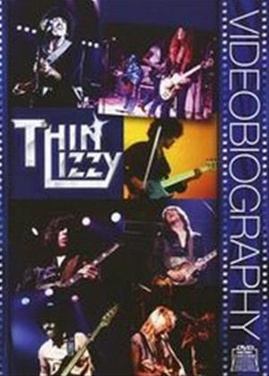 Rent Thin Lizzy: Videobiography Online DVD Rental
