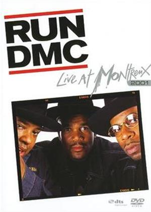 Rent Run DMC: Live at Montreux 2001 Online DVD Rental