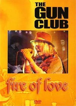 Rent Gun Club: Fire of Love Online DVD & Blu-ray Rental