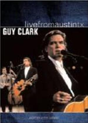 Rent Guy Clark: Live from Austin Texas Online DVD Rental