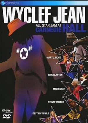 Rent Wyclef Jean: All Star Jam at Carnegie Hall Online DVD Rental