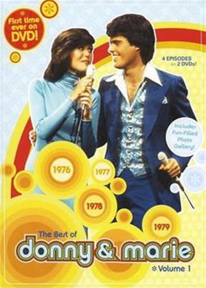Rent Donny and Marie Osmond: The Best Of: Vol.1 Online DVD Rental