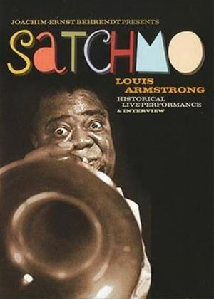 Rent Louis Armstrong: Satchmo Live in Stuttgart 1959 Online DVD Rental
