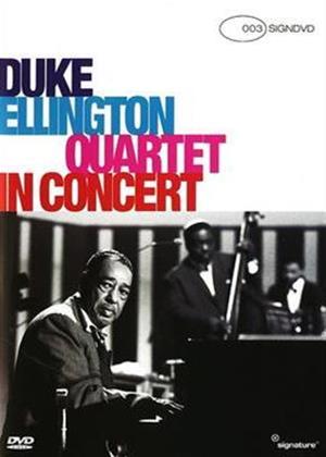 Rent The Duke Ellington Quartet in Concert Online DVD Rental