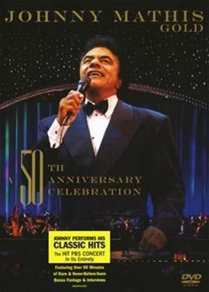 Rent Johnny Mathis: Gold: 50th Anniversary Online DVD Rental