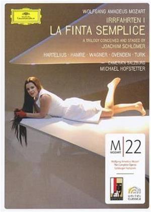 Rent Mozart 22: Irrfahrten I: La Finta Semplice Online DVD Rental