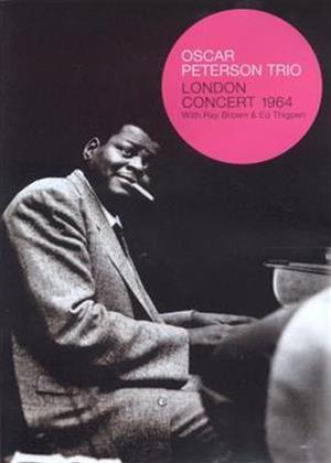 Rent Oscar Peterson Trio: London Concert Online DVD Rental