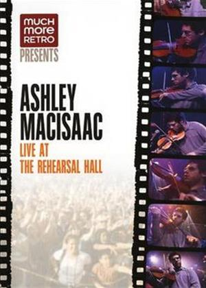 Rent Ashley Macisaac: Live at the Rehearsal Hall Online DVD Rental