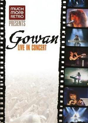 Rent Gowan: Live in Concert Online DVD Rental