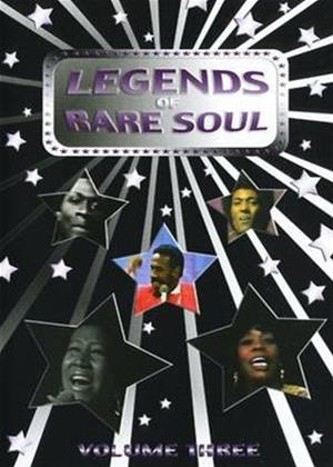 Rent Legends of Rare Soul: Vol.3 Online DVD Rental