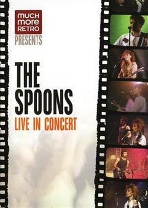 Rent The Spoons: Live in Concert Online DVD Rental